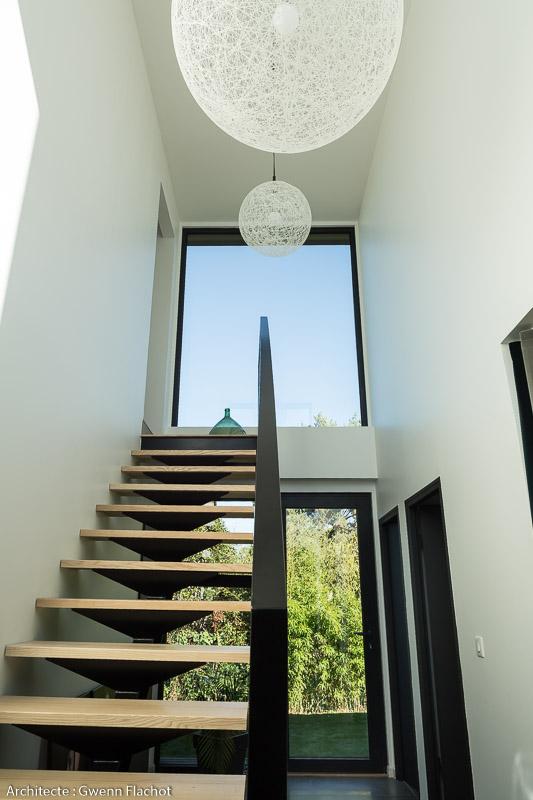 photo archi interieur escalier